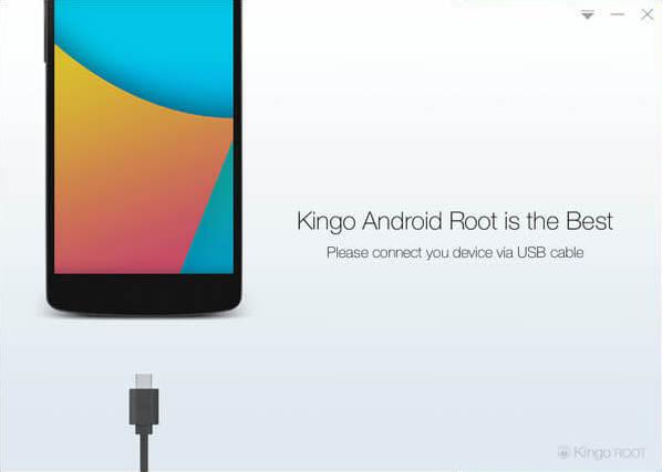 KingoRoot Android, el mejor software root de Android gratuito con un solo clic.